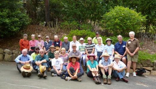 Gardens Volunteers
